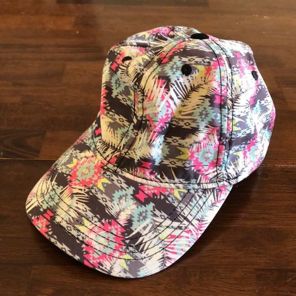 Claire's Accessories - Patterned cap.